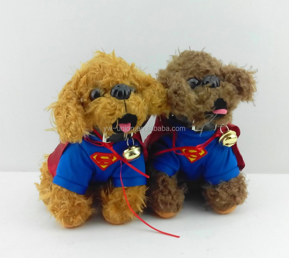 battery operated cartoon animal dog , toy dog for kids