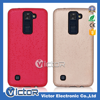 Fashion mosaic customed phone case for LG K8