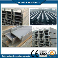 High-end manufacture steel i beam size