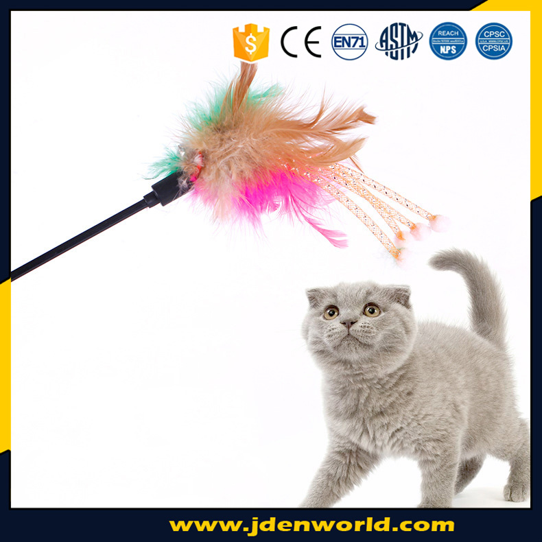 cheap indoor teaser home alone playing popular cat toys