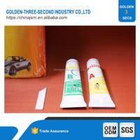Fast hardening speed of super bonding glue, industrial best epoxy resin wood adhesive for fabric,powder,hard plastic