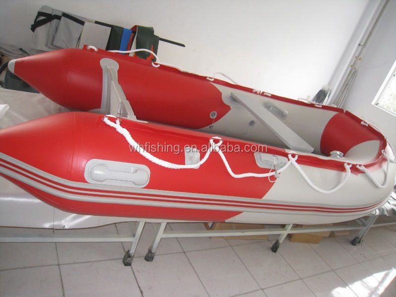 China Factory Cheap Inflatable Transparent Boat