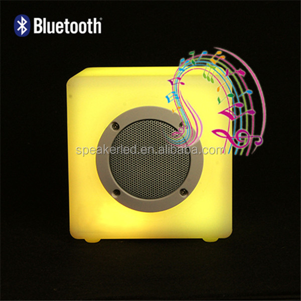 2015 usb flash drive pro audio night club super bass theater logic pop up hot smallest stage cube bluetooth speakers for sale