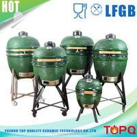 Pig roaster round kamado grill for sale
