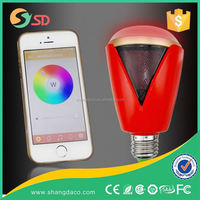 best selling bulb RGB led manufactures in china low cost pure white 3w led bulb e27