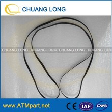 29-008482-000D 29008482000D China manufacturer sale atm parts Diebold Semi-Stretch Flat 250 atm belt dimensions