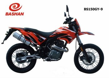 Bashan air cooled CG125cc/150cc/200cc/250cc enduro/dirt bike/off road