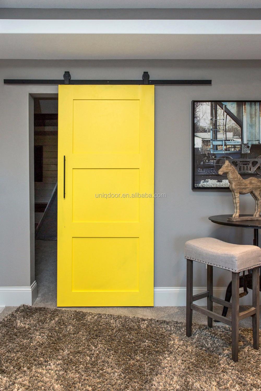 Shaker Style Interior Sliding Barn Doors - Buy Interior Sliding Barn ...