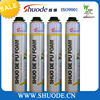 high quality 750ml expanding pu foam for door and window