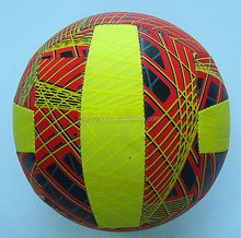 Wholesale inflatable water ball size 5 NEOPRENE beach volleyball for kids play at the beach