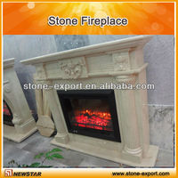 Traditional Fireplace Indoor