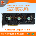 OEM NVIDIA GeForce GTX980 4GB GDDR5 DVI/HDMII/3DisplayPort PCI-Express Graphics Card