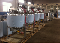 Mini Commercial Milk Pasteurizer for Sale