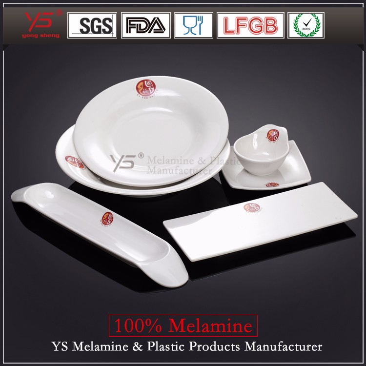 Gold supplier high quality 100% melamine chinese tableware
