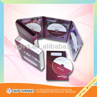 cd duplication printing and packing supplier