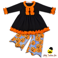 66TQZ518 2 Halloween Day Design Pumpkin