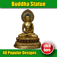 Alibaba hot sale decoration miniature buddha statues