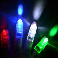7 Mode Rave Light Finger Lighting Flashing Glow Mittens LED\ Hand Gloves/laser finger