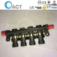 CNG/LPG ACT Lovato injector rail 4 cylinders
