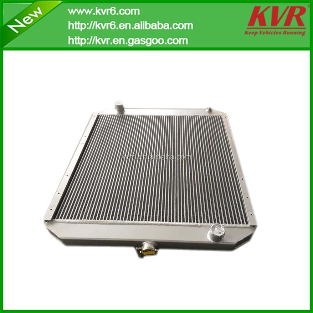 Heavy -duties radiator suitable for USA engineering machinery vehicles oem 193-2767