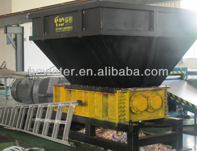 Good quality Plasctic shredder from China