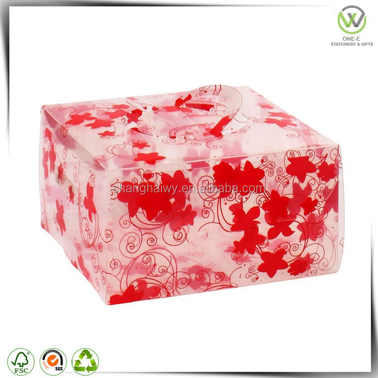 Cheap rectangular clear plastic box for wet wipes