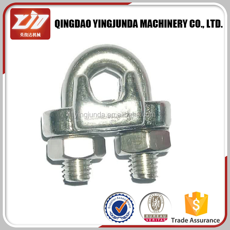 Galv Malleable Type B Wire Rope Clip Wire Clip