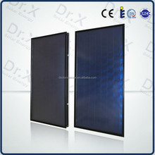 Flat Plate Solar Power Collector for Solar Thermal Water Heater System
