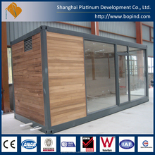Prefabricated 20ft 40ft Standard Size High Quality Shipping Container House made in China