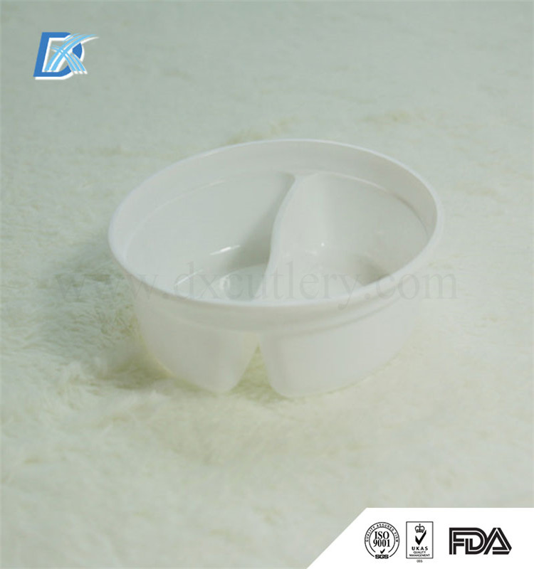 Catering Equipment Eco Friendly Disposable Microwave PP Takeaway Food Container Plastic