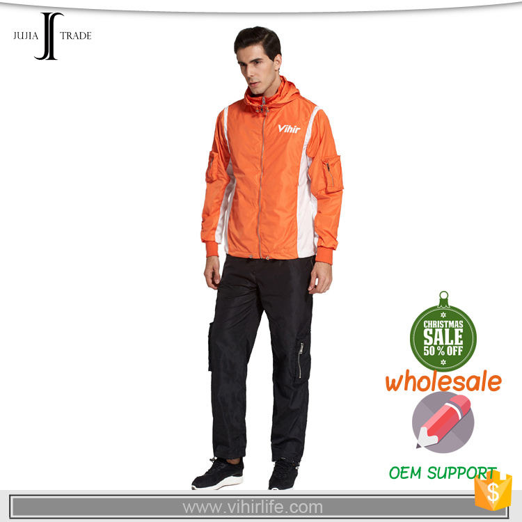 JUJIA-0512 men sports jacket coat