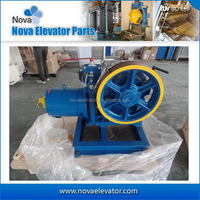 Vertical Traction Machine