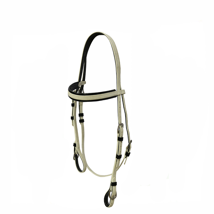 Classical Pvc Horse Headstall