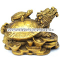 Dragon Turtle, Fengshui dragon turtle , Dragon Turtle hold the small baby