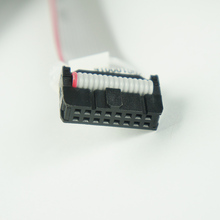 Custom 32 pin connector ribbon cable harness(rohs)