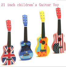 Wholesale new style children gift 21 inch guitar