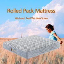 Knitted fabric foam pocket spring bed mattress A-1035-13