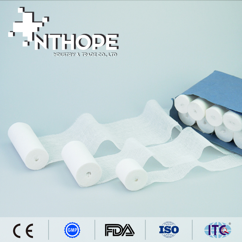 medical supplies disposable non-sterile tube gauze