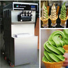 2014 KE SHI KS-5226 new style high quality hot sale 3 flavor commercial soft 3 in 1 ice cream machine(CE approved)