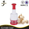 Factory direct sale wholesale new plastic professional manual salad vegetable chopper