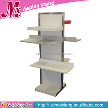 MX-MSF017 Wholesale metal display furniture gondola / store display furniture / gondola display stand