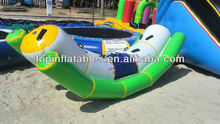 IN STOCK inflatable water park toy inflatable seesaw