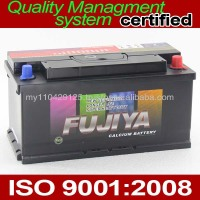 Maintenance Free MF Car Battery DIN88 12V Automotive Battery