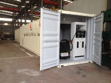 20ft and 40ft containerized filling station/fuel tank container station