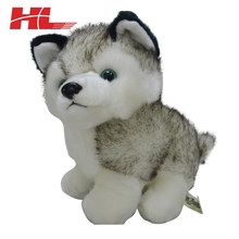 Christmas eco-friendly lovely little dog soft toy