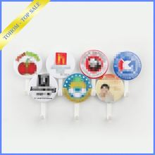 New design China Manufacturer low price plastic hanging hook