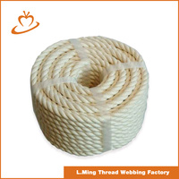 Fashion leisure OEM colors organic cotton rope