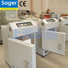 sintering muffle furnace with high quality programmable PID control and AIO chamber
