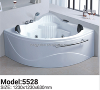 real sex men and women Corner Whirlpool Massage Bathtub
