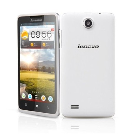 Lenovo 5.0inch A656 MTK6589 quad core android phone